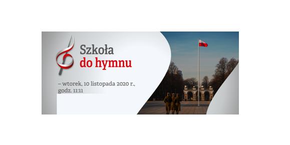 """"""" Szkoła do Hymnu"""" 2020."""