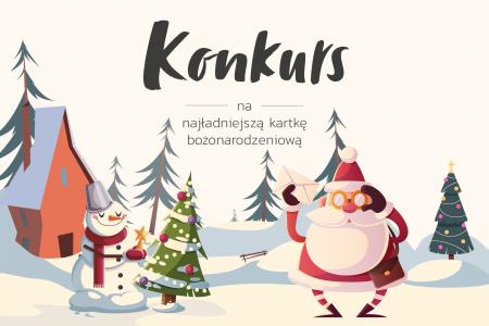 Konkurs plastyczny - Najpiękniejsza Kartka Bożonarodzeniowa...