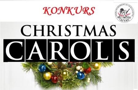 Szkolny Konkurs: '' Christmas carols.....''