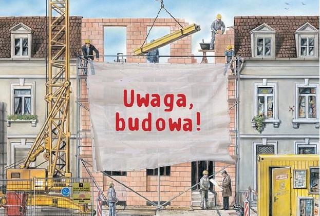 Budowa nowej Szkoły w Gródku...