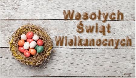 Życzenia Wielkanocne...