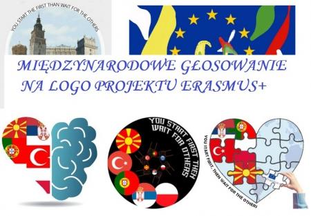 Konkurs na LOGO ERASMUS+  - Etap Międzynarodowy...