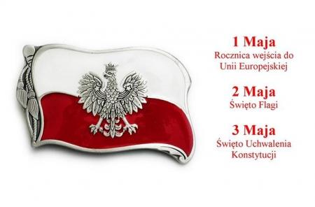 Majowe Święta Polaków...