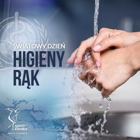 5 maja - Światowy Dzień Higieny Rąk...