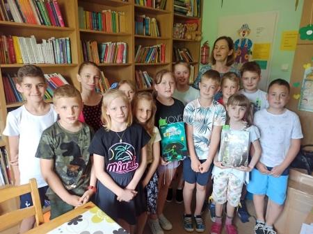 Szkolny Konkurs Angielski ''Master of reading''...