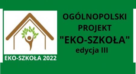 Projekt EKO-SZKOŁA